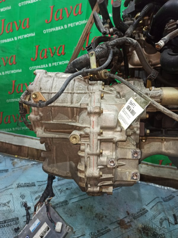 Акпп Toyota Vitz SCP13 2SZ-FE 2004 (б/у) ПРОБЕГ-59000КМ. 2WD. K210-11A