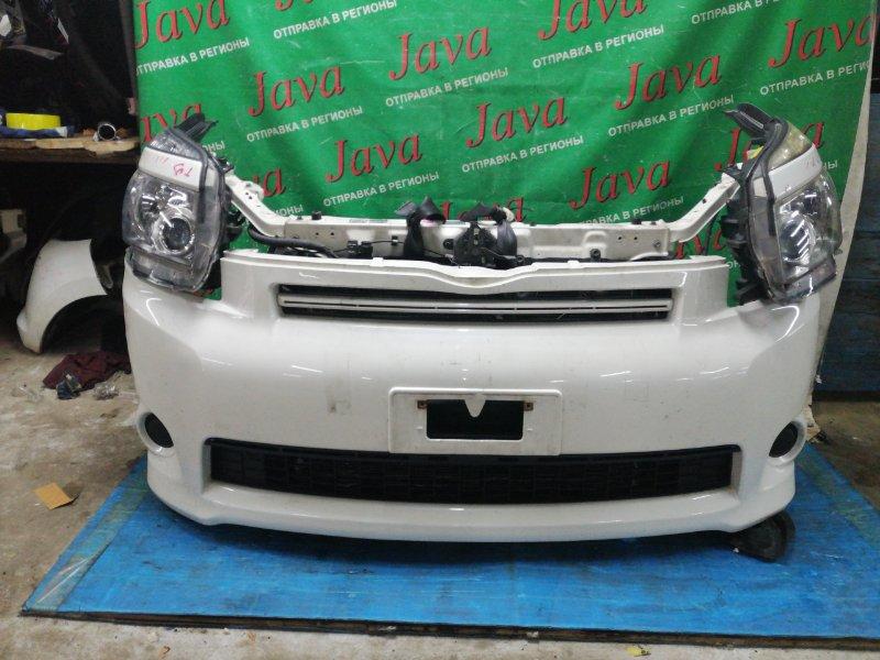 Ноускат Toyota Voxy ZRR70 3ZR-FAE 2007 передний (б/у) КСЕНОН.