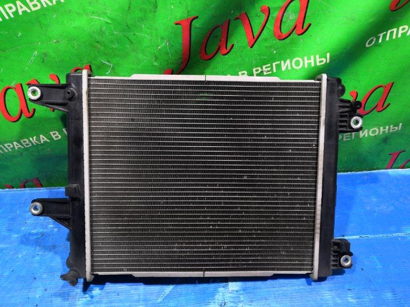 Радиатор основной Nissan Clipper U71V 3G83 2013 передний (б/у) A/T