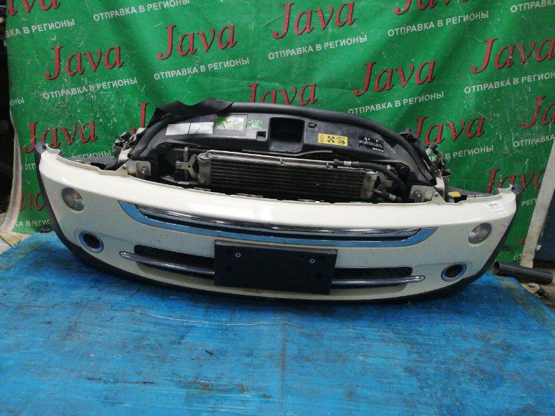 Ноускат Mini Cooper R50 W10B16A 2005 передний (б/у) А/Т. ПОТЕРТОСТИ. WMWRC32050TJ21034