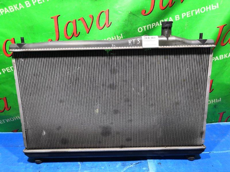 Радиатор основной Honda Crossroad RT3 R20A 2008 передний (б/у) A/T