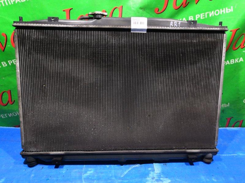 Радиатор основной Honda Elysion RR1 K24A 2004 передний (б/у) A/T