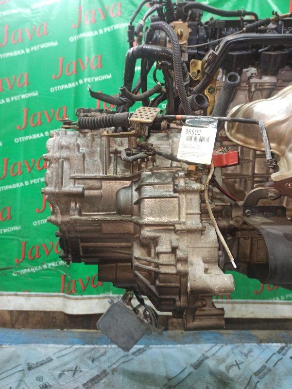 Акпп Honda Fit GD1 L13A 2004 (б/у) ПРОБЕГ-49000КМ. 2WD. SWRA. СОЛЕНОИДЫ ЦЕЛЫЕ.