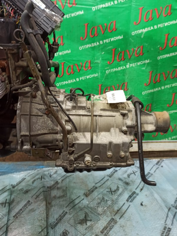Акпп Nissan Kix H59A 4A30-T 2003 (б/у) ПРОБЕГ-54000КМ. 4WD. V4A12