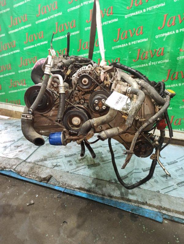 Двигатель Daihatsu Atrai S321G KF-DET 2008 (б/у) ПРОБЕГ-60000КМ. 2WD. КОСА+КОМП. МЕХ.ЗАСЛОНКА. ПОД А/Т. СТАРТЕР В КОМПЛЕКТЕ.