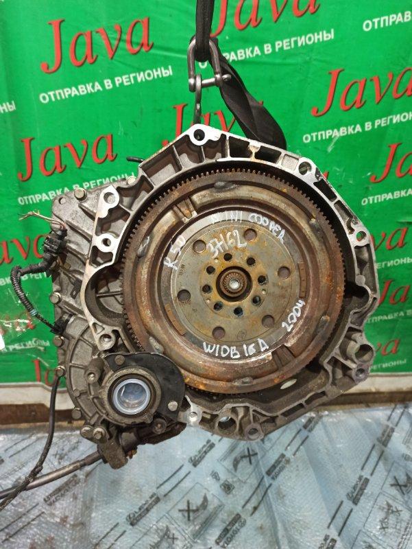 Акпп Mini Cooper R50 W10B16A 2004 (б/у) ПРОБЕГ-48000КМ. 2WD. WMWRC32050TJ11085