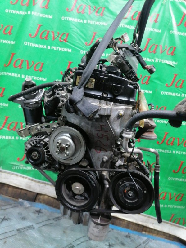 Двигатель Daihatsu Move Conte L575S KF-VE 2009 (б/у) ПРОБЕГ-49000КМ. КОСА+КОМП. ЭЛЕКТРО ЗАСЛОНКА. ПРОДАЖА БЕЗ КАЛИЗАТОРА. СТАРТЕР В КОМПЛЕКТЕ.