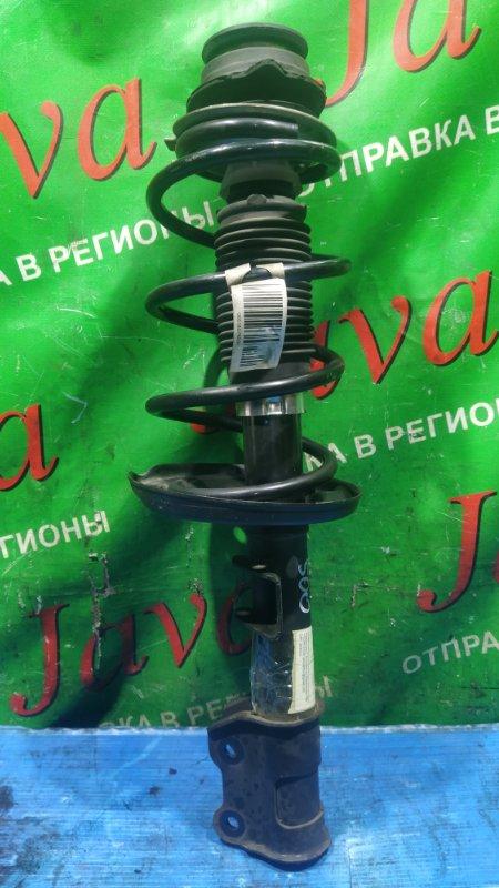 Стойка Fiat 500 312 312A2000 2013 передняя правая (б/у) ZFA3120000J015524