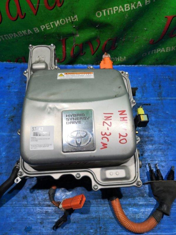 Инвертор Toyota Prius NHW20 1NZ-FXE 2007 (б/у) G9270-47040