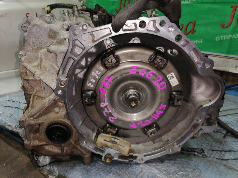 Акпп Toyota Wish ZGE20 2ZR-FAE 2010 (б/у) K311-02A.2WD ПРОБЕГ 67000КМ.2010 ГОД.