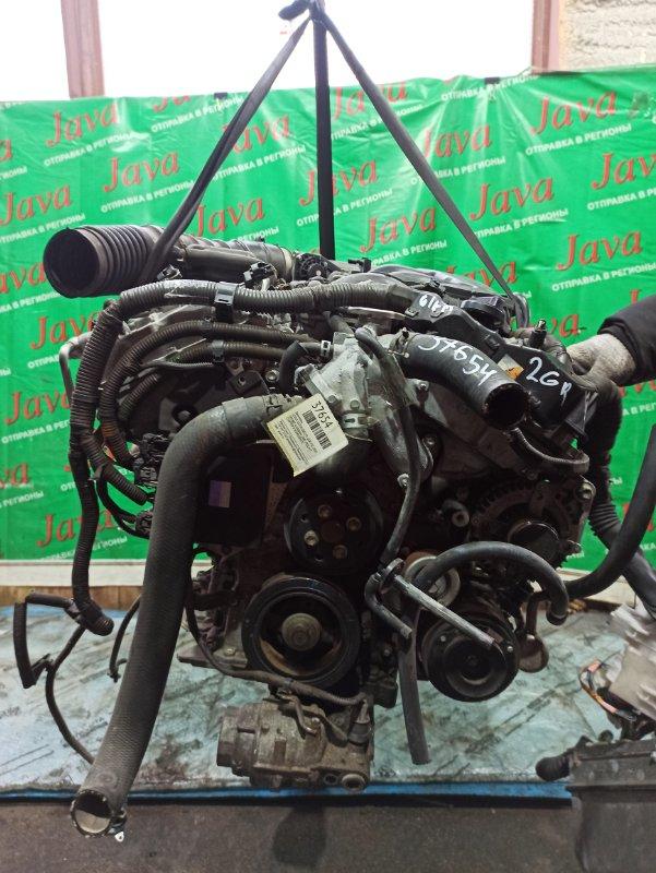 Двигатель Lexus Gs350 GRS191 2GR-FSE 2005 (б/у) ПРОБЕГ-61000КМ. 2WD. КОСА+КОМП. ПОД А/Т. СТАРТЕР В КОМПЛЕКТЕ.