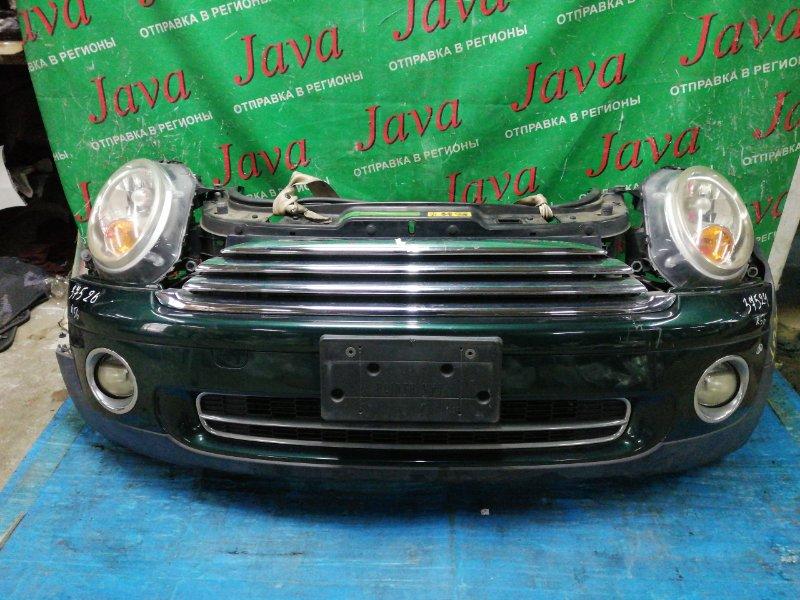 Ноускат Mini Cooper R56 N12B16B 2007 передний (б/у) ТУМАНКИ. WMWMF320XOTT22283