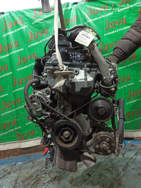 Двигатель Honda N-One JG1 S07A-T 2013 (б/у) ПРОБЕГ-41000КМ. TURBO. 2WD. КОСА+КОМП. ПОД А/Т. СТАРТЕР В КОМПЛЕКТЕ.