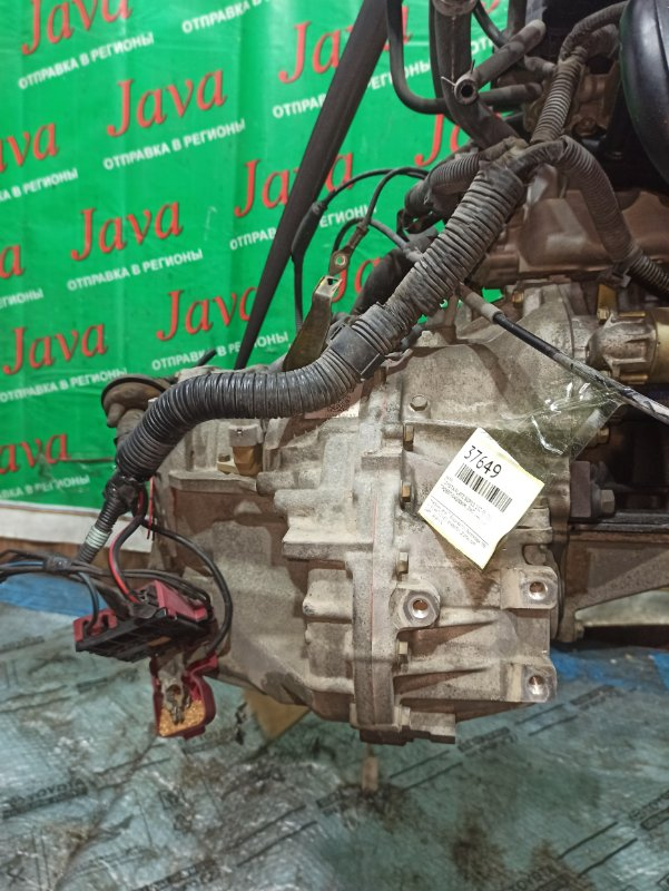 Акпп Toyota Platz SCP11 1SZ-FE 2001 (б/у) ПРОБЕГ-54000КМ. 2WD. U440-02A