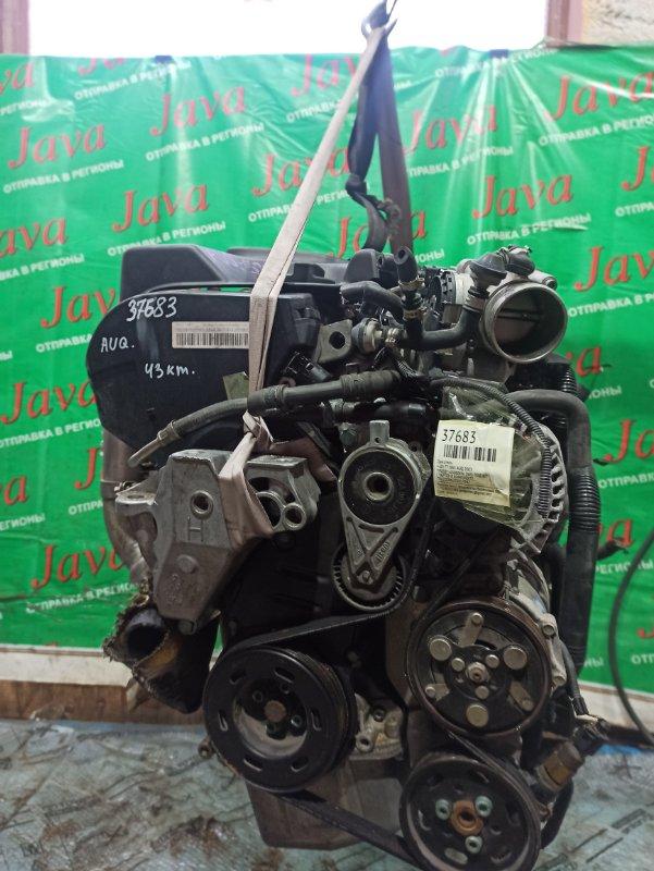 Двигатель Audi Tt 8N3 AUQ 2003 (б/у) ПРОБЕГ-43000КМ. 2WD. +КОМП. ПОД А/Т. СТАРТЕР В КОМПЛЕКТЕ. TRUZZZ8N231017047