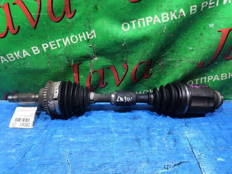 Привод Mazda Mpv LW3W L3-DE 2002 передний правый (б/у) 2WD. Abs. 28/26 шлицов