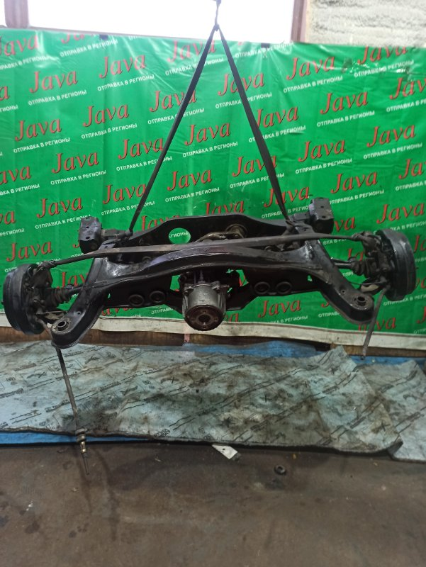 Балка Toyota Caldina ST215 3S-FE 2001 задняя (б/у) 2-я МОДЕЛЬ. 4WD. ABS A/T. ПАРА 41/18(2.277)