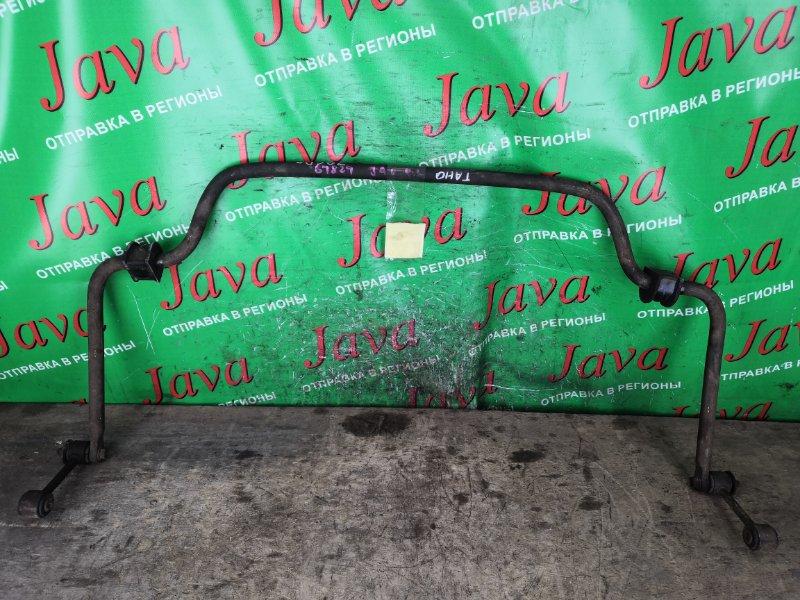 Стабилизатор Chevrolet Tahoe GMT 410 L31 1999 задний (б/у) 1GNFK16R5XJ514115