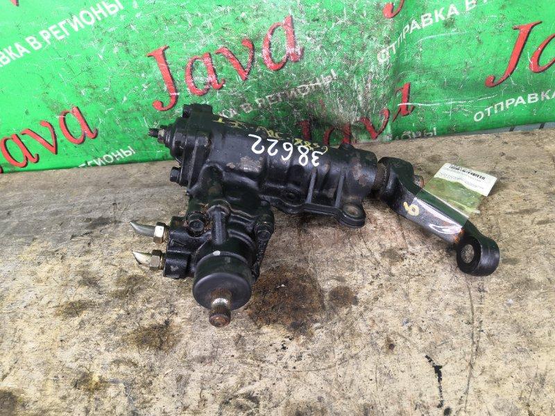 Редуктор рулевой Isuzu Bighorn UBS26 6VD-1 1999 (б/у) 4WD