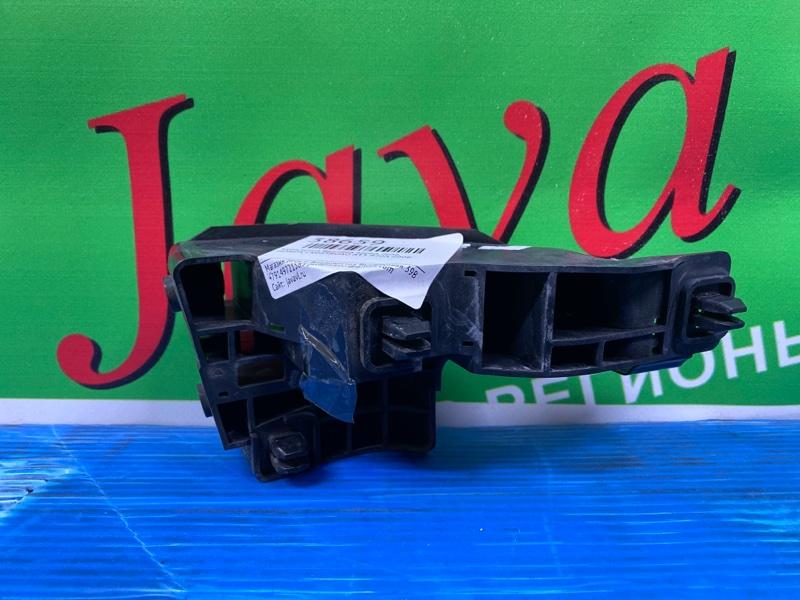 Крепление бампера Honda Crossroad RT3 R20A 2008 переднее правое (б/у)