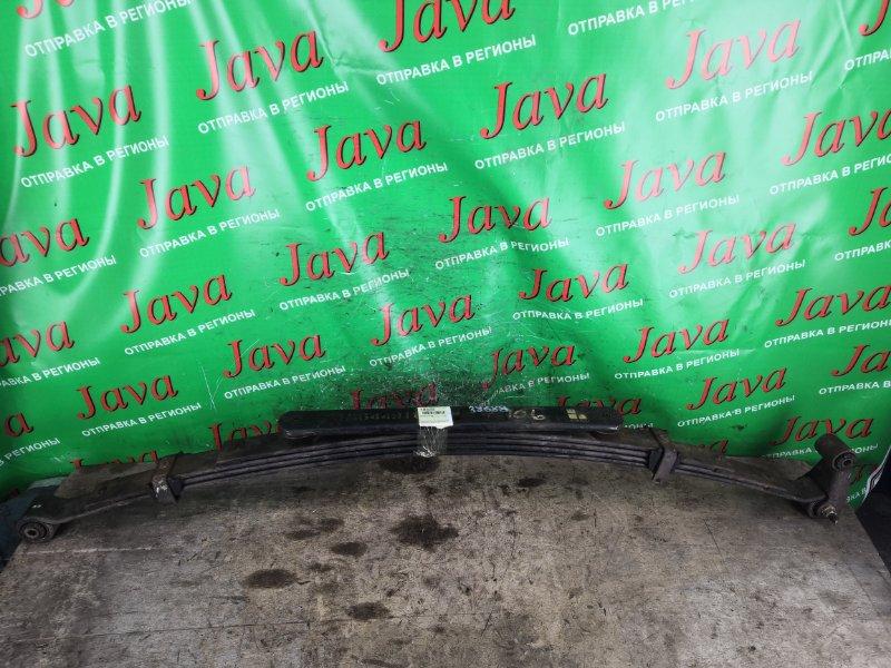Рессора Chevrolet Tahoe GMT410 L31 1999 передняя правая (б/у) 5 ЛИСТОВ