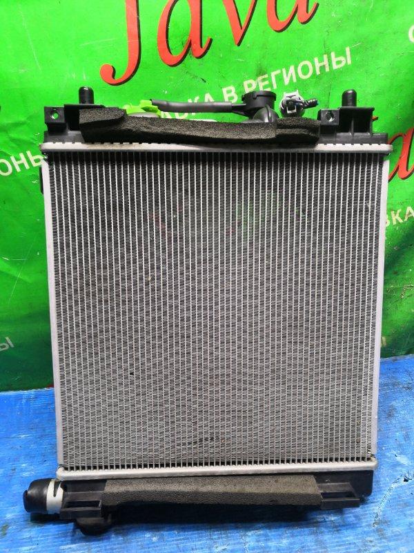 Радиатор основной Suzuki Alto HA35S R06A 2014 передний (б/у) CVT