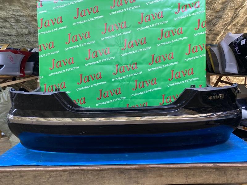 Бампер Nissan Cima GF50 VK45DD 2001 задний (б/у) ПОТЕРТОСТИ. НЕБОЛЬШАЯ ВМЯТИНА.