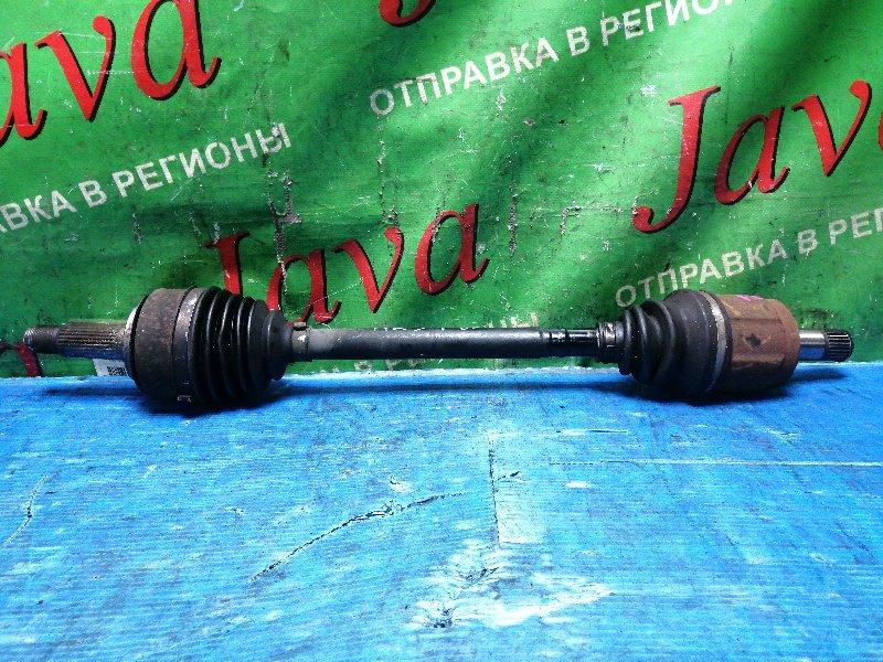 Привод Honda Stepwgn RK5 R20A 2012 передний левый (б/у) 2WD