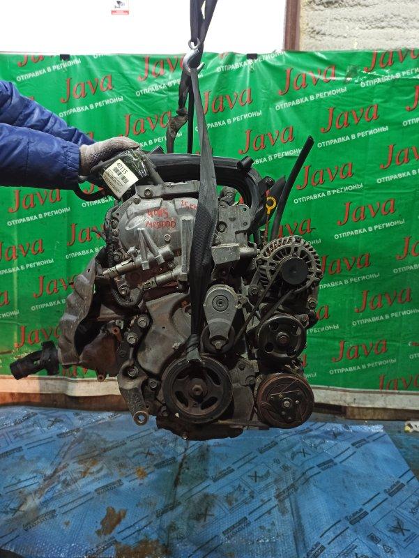 Двигатель Nissan Serena NC26 MR20DD 2012 (б/у) ПРОБЕГ-75000КМ. 4WD. КОСА+КОМП. ПОД А/Т. СТАРТЕР В КОМПЛЕКТЕ. ОБРЕЗАН ВЫПУСКНОЙ КОЛЛЕКТОР.