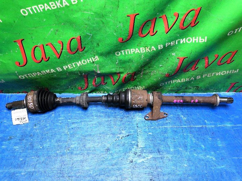 Привод Honda Stepwgn RK5 R20A 2012 передний правый (б/у) 2WD