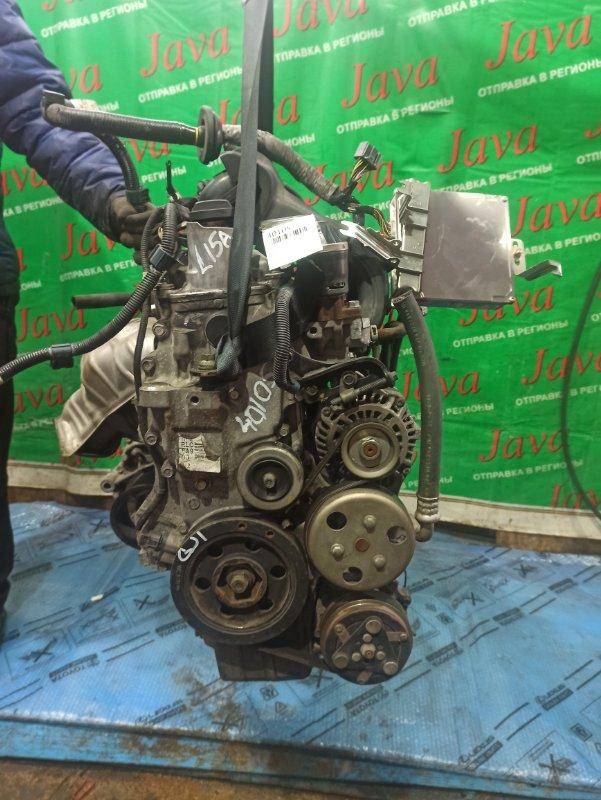 Двигатель Honda Airwave GJ1 L15A 2005 (б/у) ПРОБЕГ-63000КМ. 2WD. КОСА+КОМП. ПОД А/Т. СТАРТЕР В КОМПЛЕКТЕ.