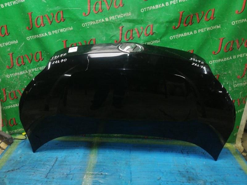Капот Toyota Voxy ZRR70 3ZR-FAE 2008 передний (б/у) ПОТЕРТОСТИ.
