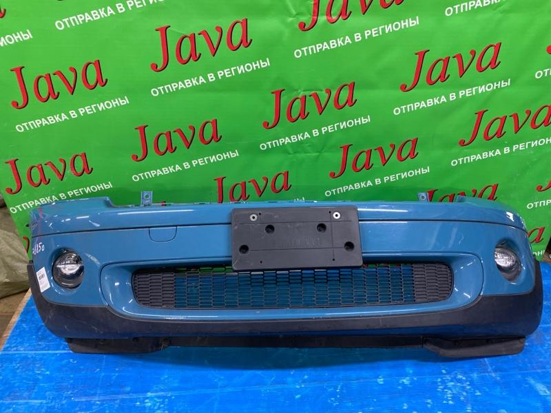 Бампер Mini One R56 2008 передний (б/у) ПОТЕРТОСТИ. ВМЯТИНА. WMWME32040TM75471