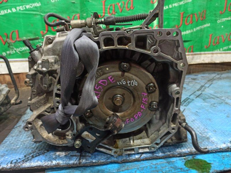 Акпп Nissan Wingroad Y12 HR15DE 2005 (б/у) RE0F08A F154. 2005 ПРОБЕГ 67000КМ.CVT 2WD.