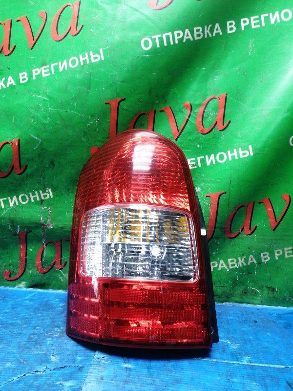 Стоп-сигнал Mazda Mpv LWEW FS 2002 задний левый (б/у) 7467
