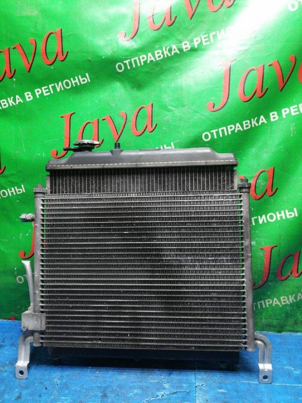 Радиатор основной Honda Acty HH5 E07Z 2010 передний (б/у) A/T. +РАДИАТОР КОНДИЦИОНЕРА