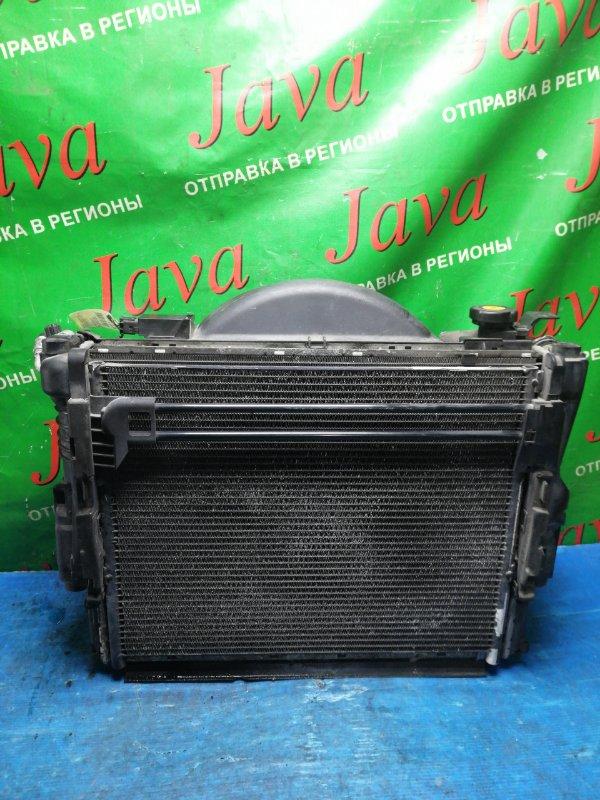 Радиатор основной Bmw 3-Series E46 2000 передний (б/у) WBAAM12030FN07884