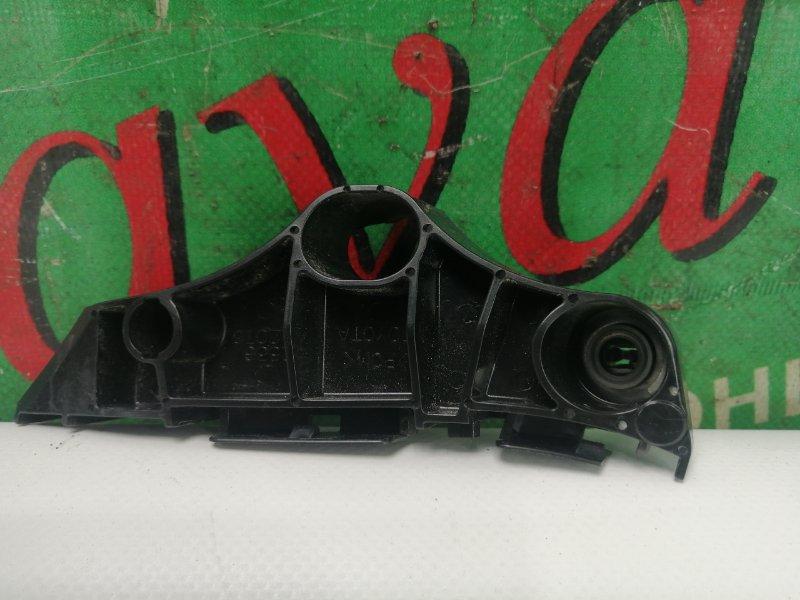 Крепление бампера Toyota Mark X GRX120 4GR-FSE 2007 переднее левое (б/у)