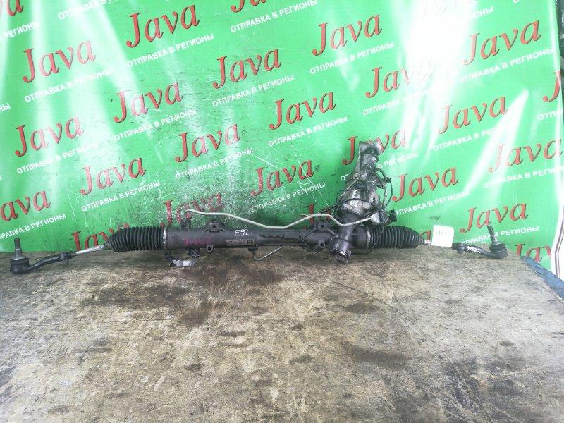 Рулевая рейка Bmw 3-Series E92 N54B30A 2006 передняя (б/у) ПРАВЫЙ РУЛЬ.  ЭЛЕКТРО.ПРАВЫЙ РУЛЬ.WBAWB72020PW82670