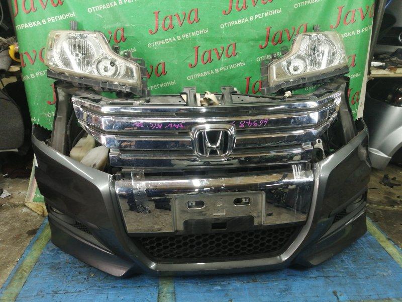 Ноускат Honda Stepwgn RK5 R20A 2010 передний (б/у) SPADA. КСЕНОН. ТУМАНКИ.