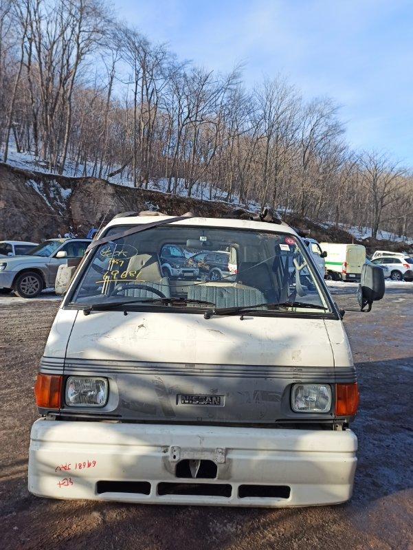 Кабина Nissan Vanette SE88TN F8 1996 передняя (б/у) М/Т, СУПЕРОВАЯ. 12V. НЕТ ЗАДНЕГО СТЕКЛА. БЕЗ РЖАВЧИНЫ.