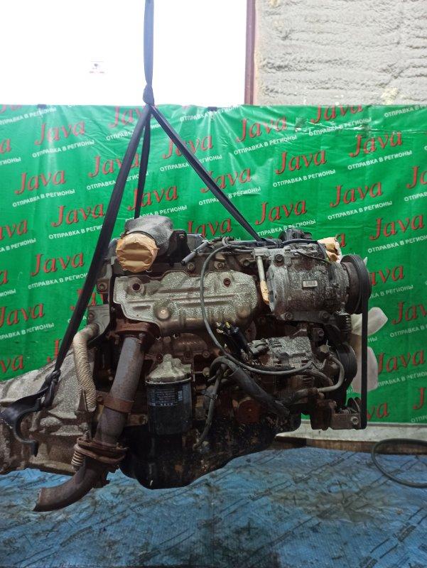 Двигатель Toyota Hiace LH178 5L 1999 (б/у) ПРОБЕГ-113000КМ. 4WD. ПОД М/Т. СТАРТЕР В КОМПЛЕКТЕ. ИМЕЕТСЯ ВИДЕО РАБОТЫ. ПРОДАЖА БЕЗ МАХОВИКА.