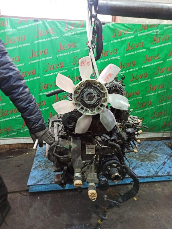 Двигатель Toyota Estima TCR10 2TR-FE 1996 (б/у) ПРОБЕГ-62000КМ. 2WD. КОСА+КОМП. ТРАМБЛЕР.ПОД А/Т. СО ВСЕМ НАВЕСНЫМ.