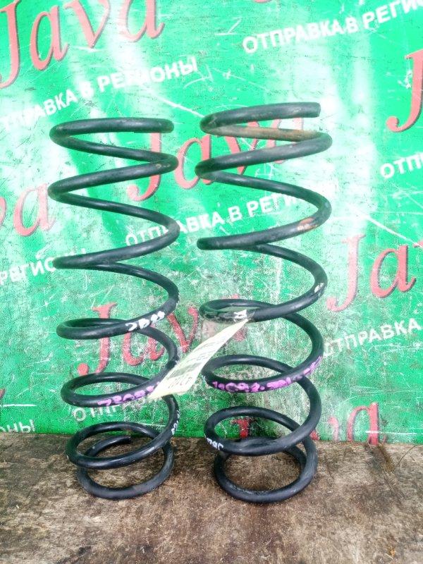 Пружина Suzuki Jimny JB23W K6A 2002 передняя (б/у) ПРОДАЖА ПАРОЙ. ЦЕНА ЗА ПАРУ.