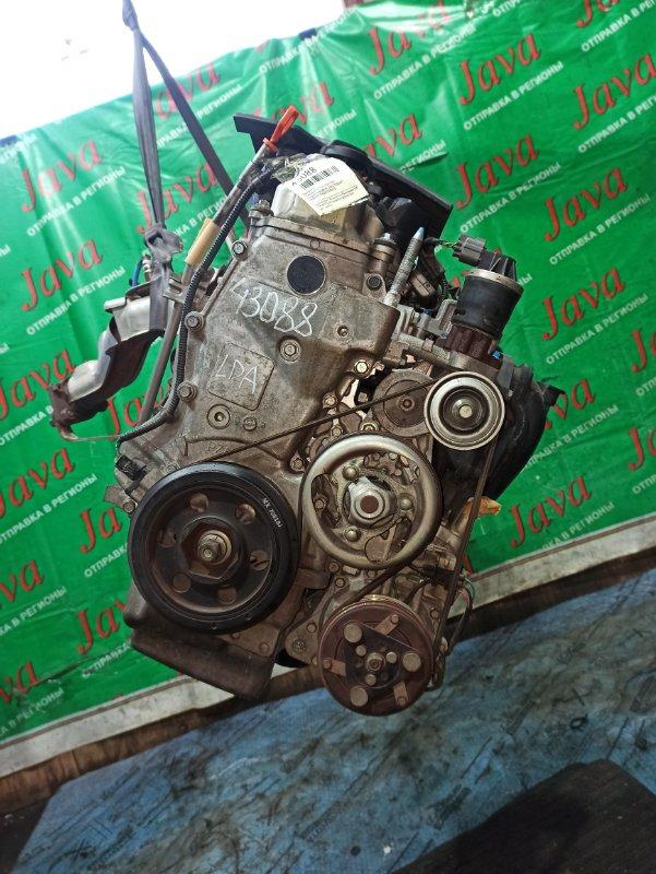 Двигатель Honda Civic FD3 LDA 2007 (б/у) ПРОБЕГ-64000КМ. 2WD. КОСА+КОМП. ПОД А/Т. СТАРТЕР В КОМПЛЕКТЕ.