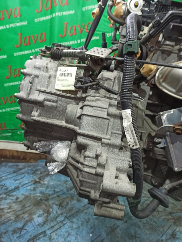 Акпп Honda Fit GD1 L13A 2005 (б/у) ПРОБЕГ-35000КМ. 2WD. SWRA. СОЛЕНОИДЫ ЦЕЛЫЕ.