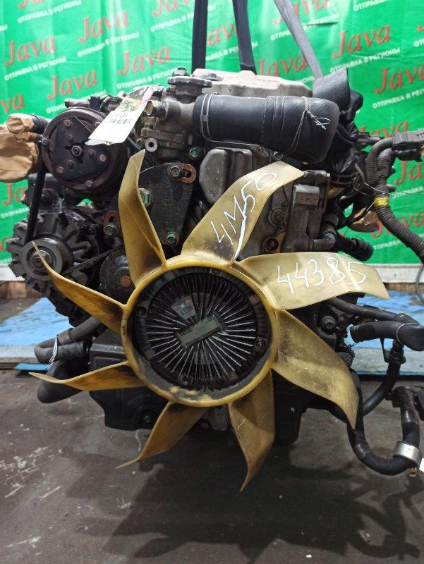 Двигатель Mitsubishi Canter FE72 4M50-T 2006 (б/у) ПРОБЕГ-83000КМ. 2WD. ПОД А/Т. COMON RAIL.ME223954. КОСА+КОМП. СТАРТЕР В КОМПЛЕКТЕ. ЕСТЬ ВИДЕО РАБОТЫ.