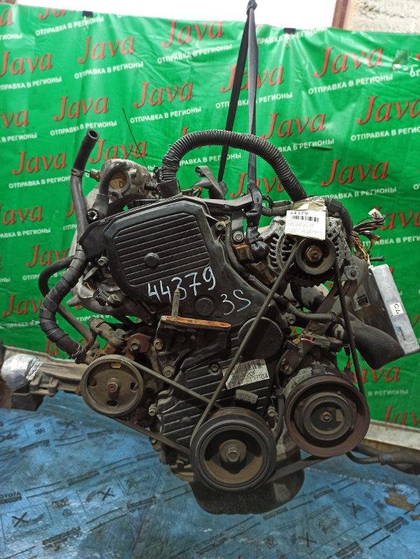 Двигатель Toyota Vista SV55 3S-FE 2000 (б/у) ПРОБЕГ-58000КМ. 4WD. КОСА+КОМП. ПОД А/Т. СТАРТЕР В КОМПЛЕКТЕ.