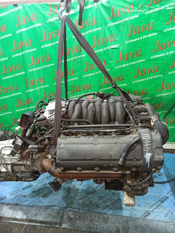 Двигатель Jaguar Xj X300 AJ8 1999 (б/у) ПРОБЕГ-53000КМ. 2WD. +КОМП. ПОД А/Т. СТАРТЕР В КОМПЛЕКТЕ. SAJJKLG3CH87613