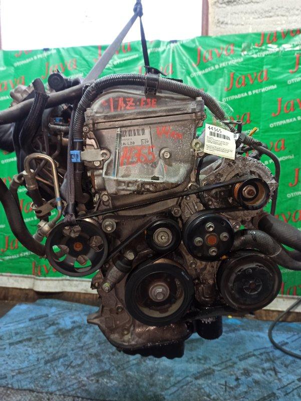 Двигатель Toyota Isis ANM10 1AZ-FSE 2006 (б/у) ПРОБЕГ-44000КМ. 2WD. +КОМП.  ПОД А/Т. СТАРТЕР В КОМПЛЕКТЕ.